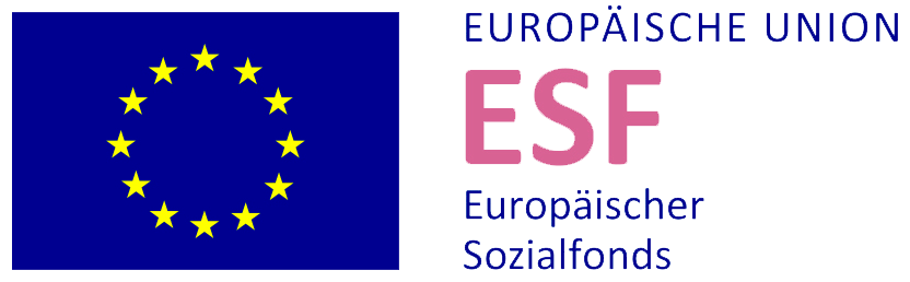 Europäische Union ESF Europäischer Sozialfonds
